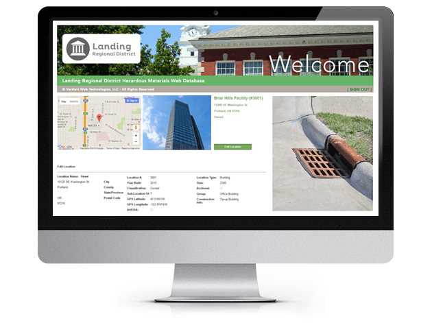 stormwater & uic management software solution - EHS Management Software - compliance database