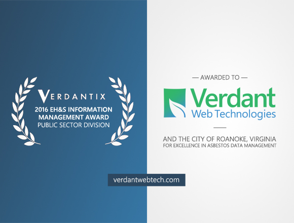 Verdant Recognized at EH&S Summit,  Launches New Enterprise Software